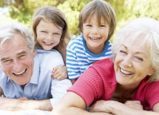 Grandparents and Grandchildren to Make the Day Special