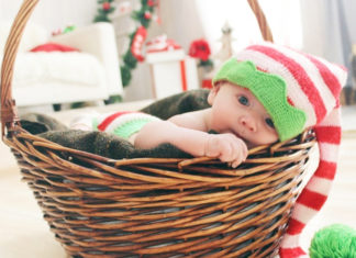 7 Must-Haves For Baby's First Christmas