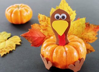 Thanksgiving Activities For Kids : Fun Interesting Craft Ideas