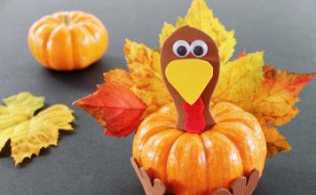Thanksgiving Activities For Kids : Fun Interesting Craft Ideas