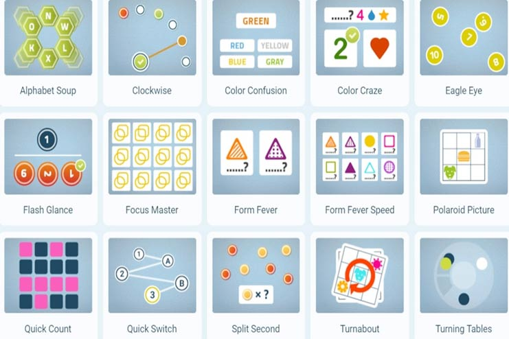 7 Best Images of Brain Training Worksheets Printable ... |Fun Brain Games For Adults