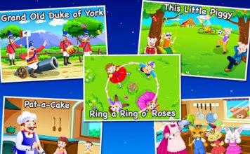 Best Nursery Rhymes For Children