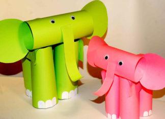 Quick and easy craft ideas for kids with paper