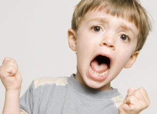 How To Handle Temper Tantrums In Toddlers