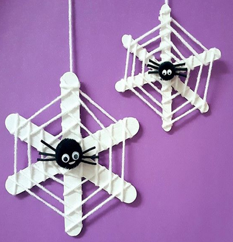 Hanging-Spider