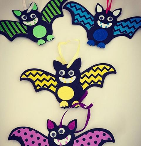 Paper-Bats