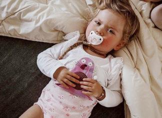 Broken Blood Vessel On Baby