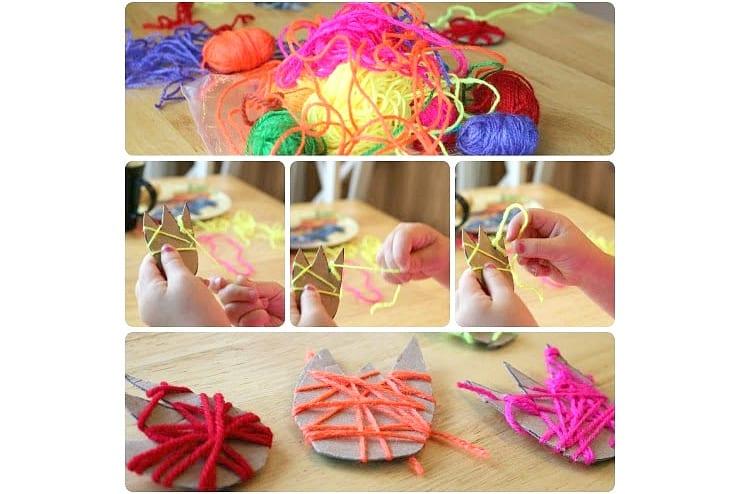 Yarn-Wrapped-Tulip