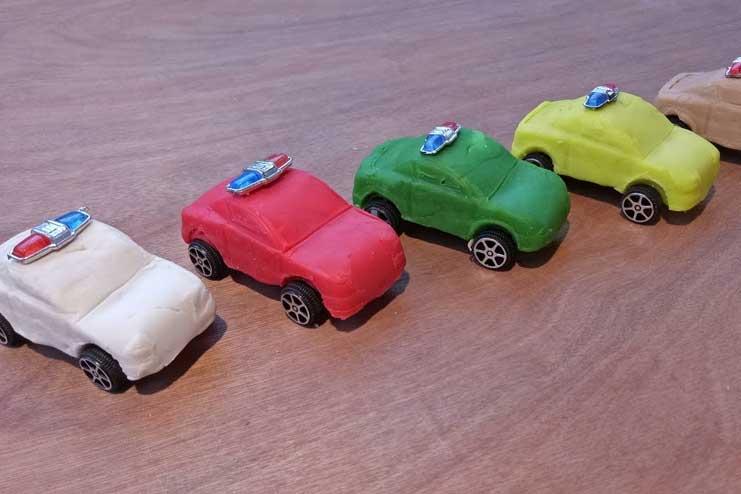 Clay-Car
