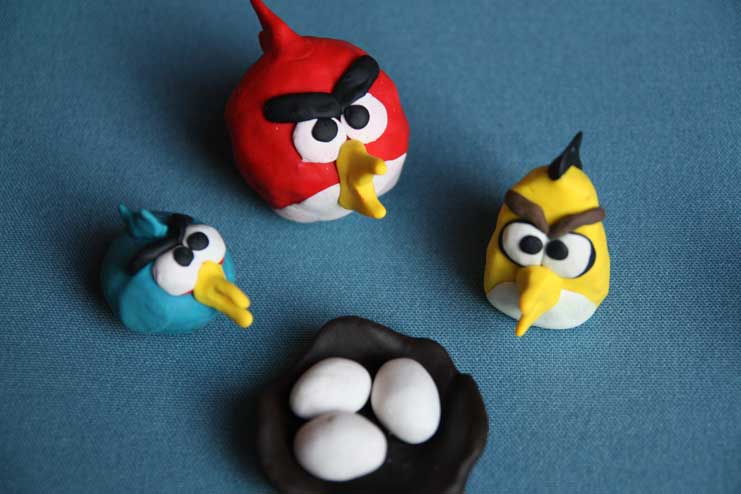 Clay-angry-birds