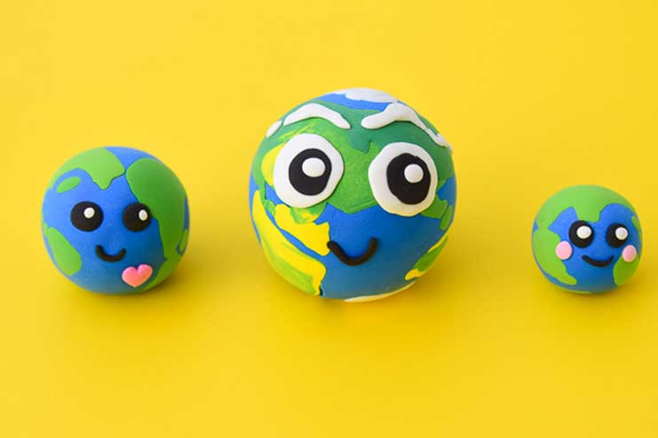 Earth-Clay-Craft