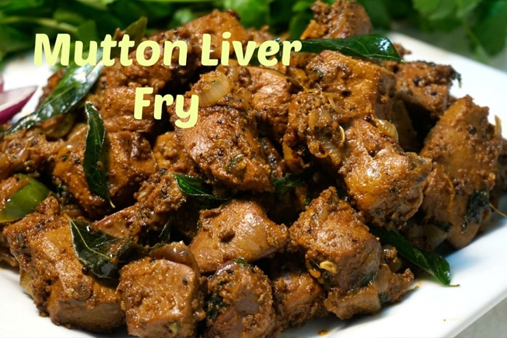 Mutton-Liver-Fry
