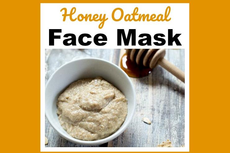 Oatmeal-Face-Mask
