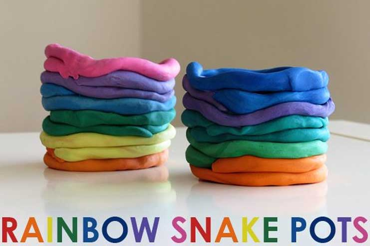 Rainbow-Snake-Pots