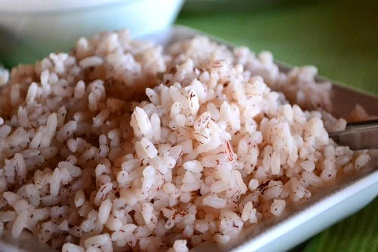 Red-and-Brown-Rice
