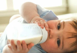 13 Ways To Introduce Cows milk to the baby