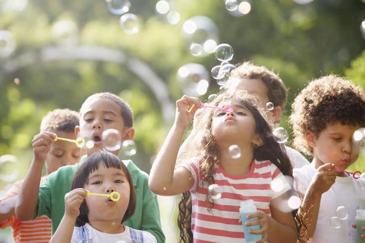 Bubbles-Party