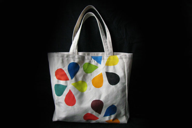 Painted T-Shirts or Bags