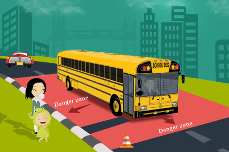 Danger-Zone-of-the-Bus