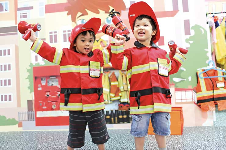 Fire-Rescue-role-play