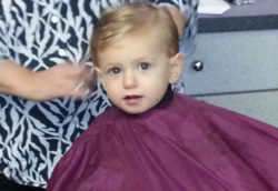 First-Hair-Cut