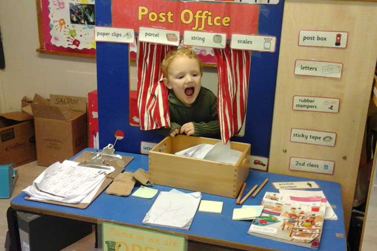 Post-Office-role-play