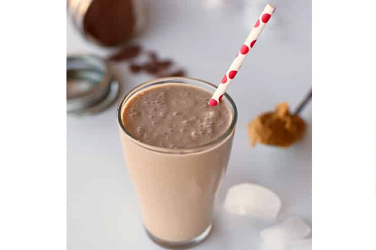 Chocolate-peanut-butter-mil