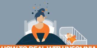 Postpartum-Insomnia