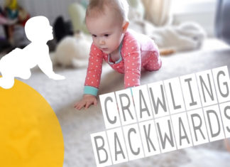 Baby-Crawling-Backward