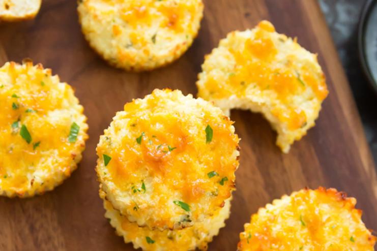 Cauliflower-muffins