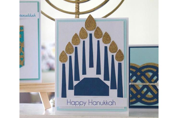 Hanukkah-cards