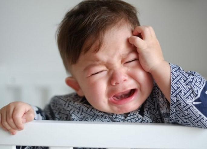 Headache-in-babies