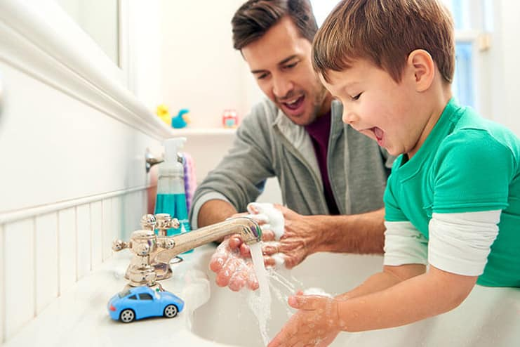 How-to-teach-kid-to-wash-their-hands