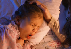 Night-cough-in-child