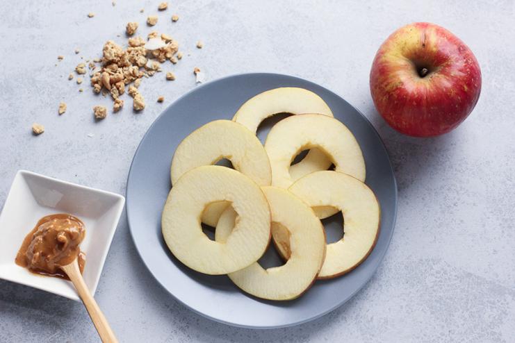 Peanut-Butter-Apple-Bites