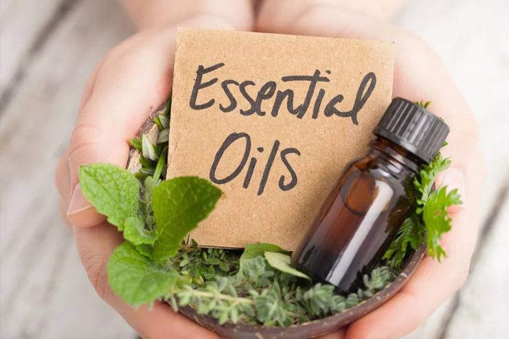 Use-essential-oils
