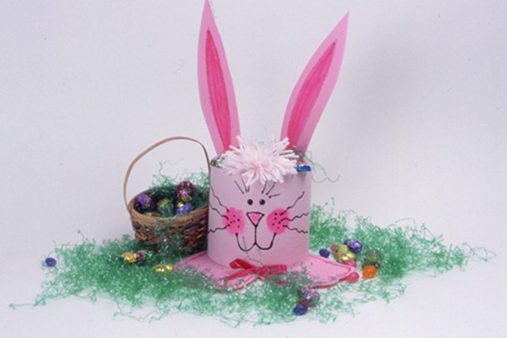 Bunny-Bucket