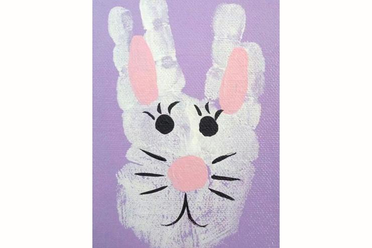 Handprinted-Easter-Crafts