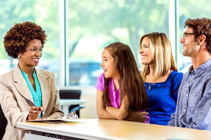 Attend parent teacher meetings